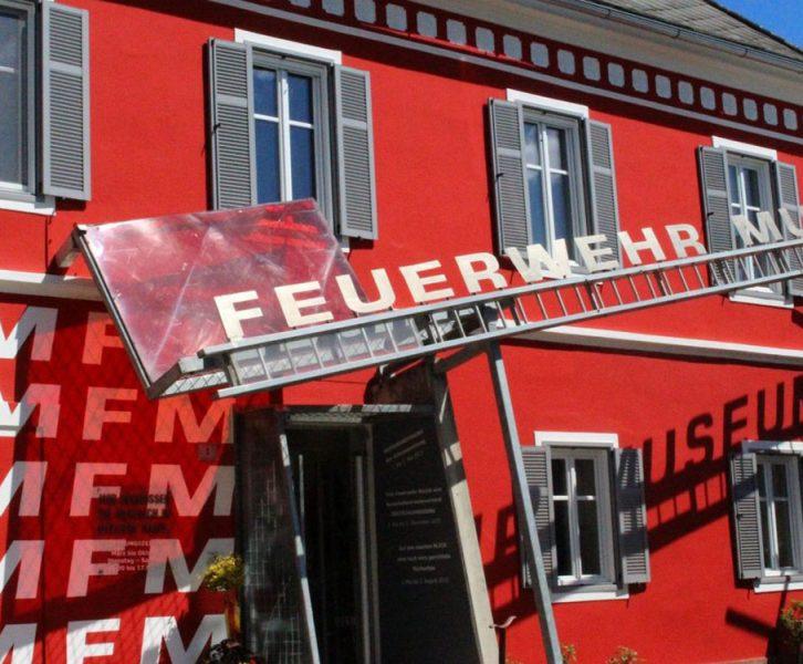 Steirisches Feuerwehrmuseum Kunst & Kultur in Groß St. Florian (© FWM)
