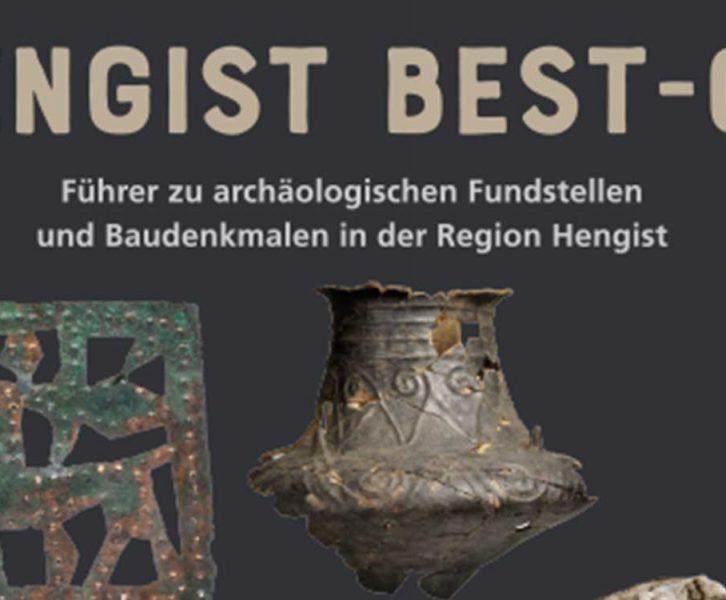 Cover der Broschüre Hengist Best-of. (© KPH)